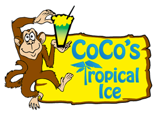 Coco Tropical Ice Logo